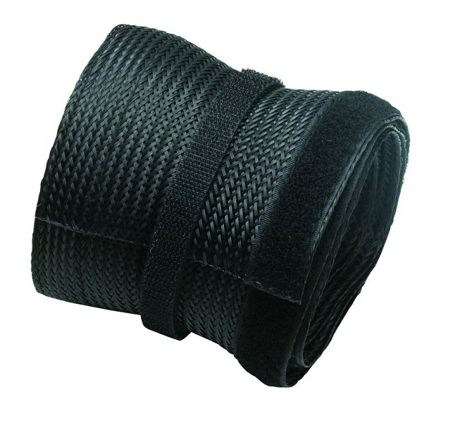 NewStar Cable Sock & 200 Cm Long & 8 &5 Cm Wide NS-CS200BLACK - C2000