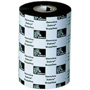 Zebra - Supplies Zipship Ribbons Ribbon 3200 Wax/resin 110x300m      300 Meters C-25mm Box Of 6          03200bk11030