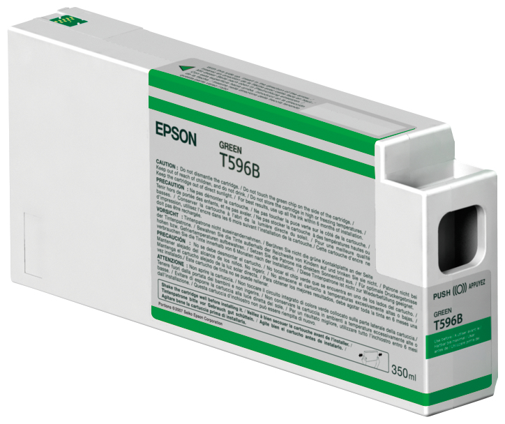 C13t596b00 Epson *green Ink 7900/9900 350ml - AD01