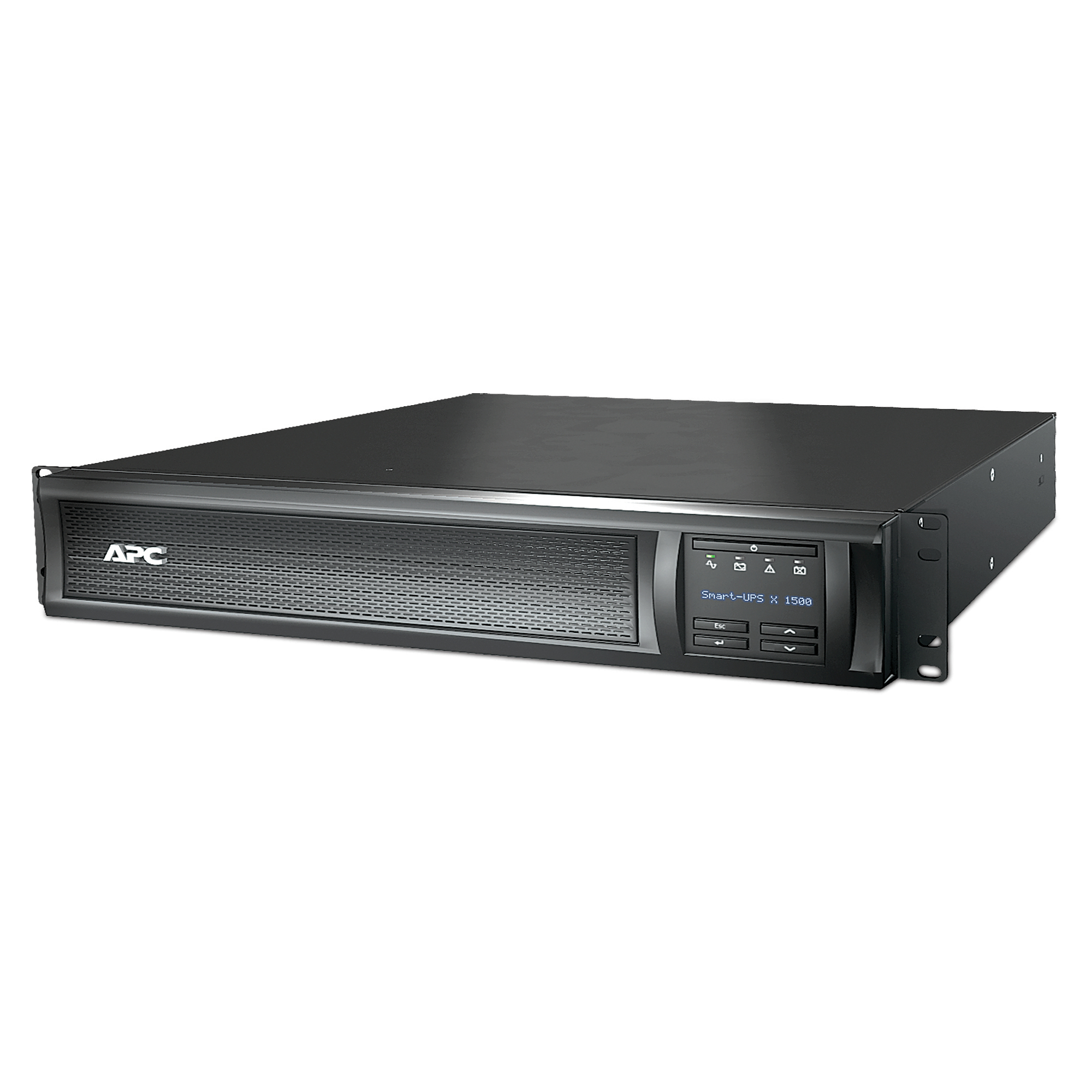 APC Smart-UPS X 1500VA Rack/Tower LCD 230V With Network Card SMX1500RMI2UNC - C2000