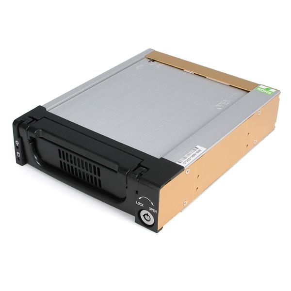 Drw150satbk Startech.com Aluminum Black  Sata Hard Drive Drawer - Storage Mobile Rack - Black - Ent01