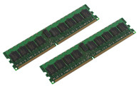 MicroMemory 4GB KIT DDR2 400MHZ ECC/REG KIT OF 2x 2GB DIMM MMI2867/4096 - eet01