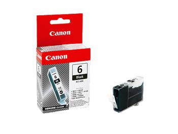 Canon Black Ink Tank 4705a002 Bci-6bk - WC01