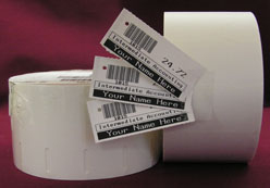 Zebra - Supplies Zipship Labels  Z-slct 2000d 190 Tag 57x35mm        967 Lbl/roll Perfo Box Of 12        800999-009