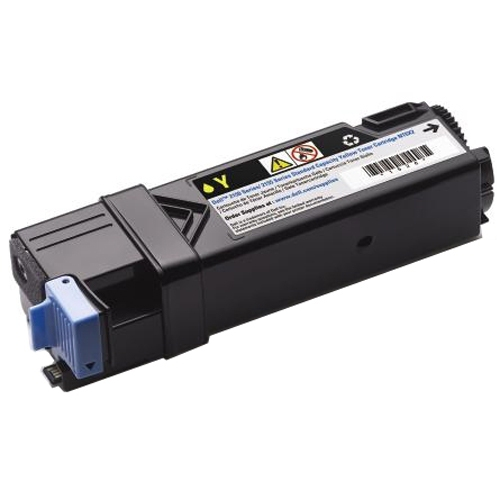 Dell-8gk7x     Dell 2150cn Yellow Toner Std   2150cn 2155cn                                                - UF01