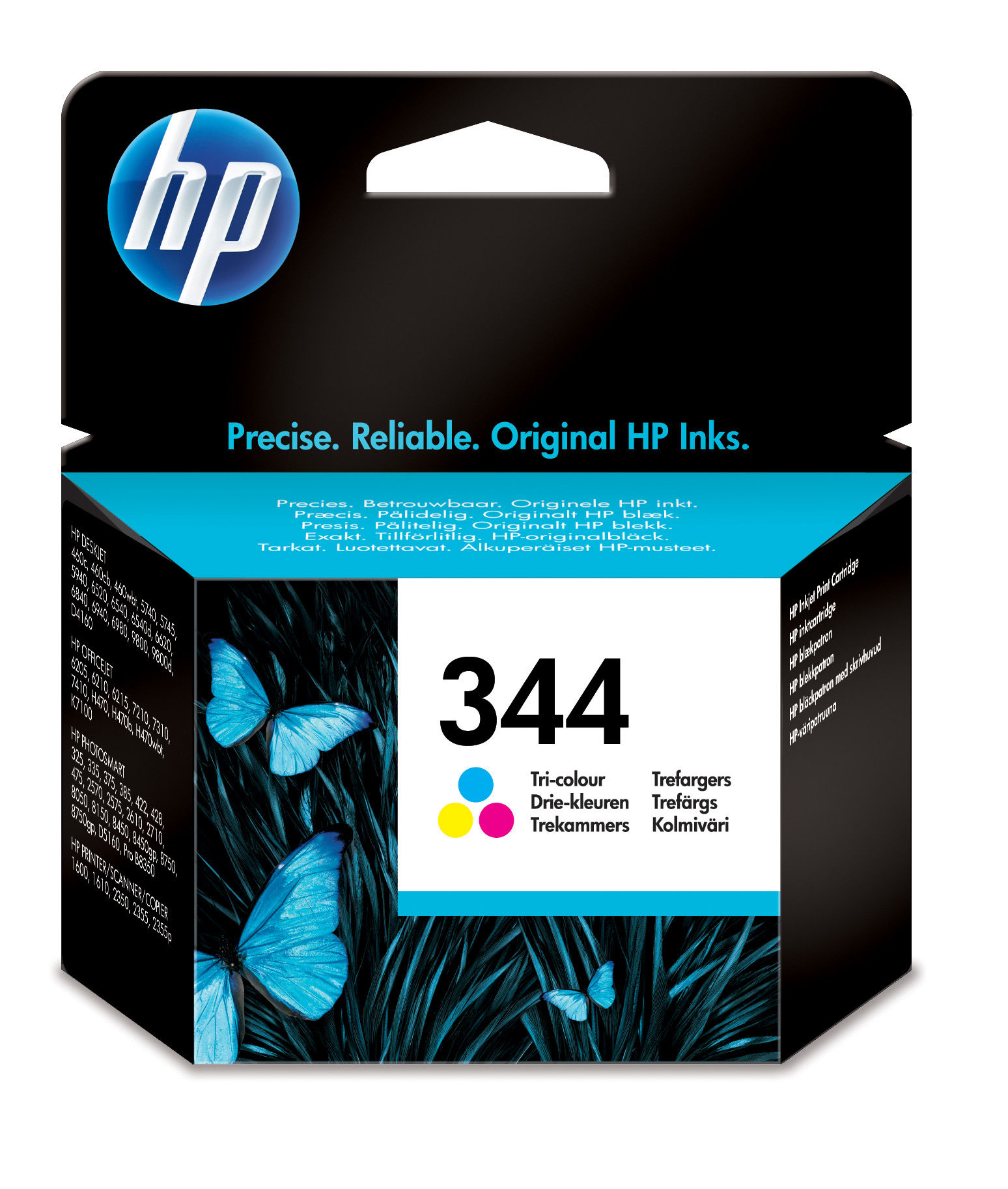C9363ee HP Colour Inkjet Cart No.344 - AD01