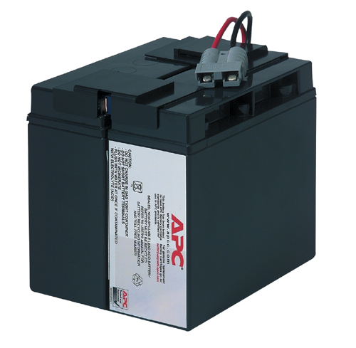 APC Replacement Battery Cartridge #7 *** Upgrade To A New UPS With APC TradeUPS And Receive Discount, Don't Take The Risk With A Battery Failure *** RBC7 - C2000