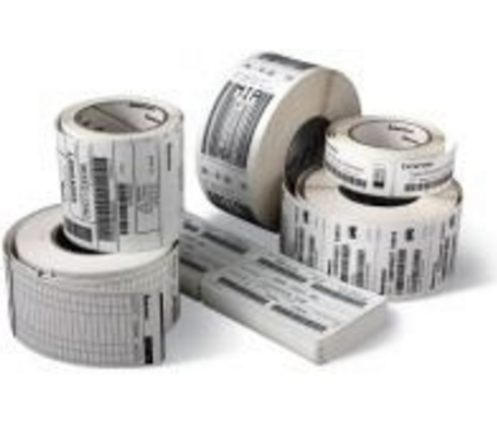 Zebra - Supplies Zipship Labels  Z-slct 2000d 102x102mm              700 Lbl/roll Perfo Box Of 12        800264-405