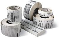 Zebra - Supplies Zipship Labels  Z-slct 2000d 76x25mm                2580 Lbl/roll Perfo Box Of 12       800263-105