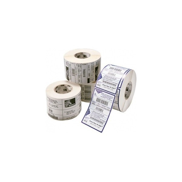 Zebra - Supplies Zipship Labels  Z-perf 1000d 102x64mm               2510 Lbl/roll C-76mm Box Of 4       3002654