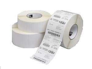 Zebra - Supplies Zipship Labels  Z-perf 1000t 51x51mm                2740 Lbl/roll C-76mm Box Of 10      880010-050