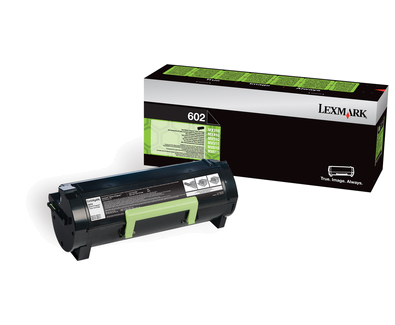 60f2000 lexmark 602 Return Prog Toner Cart 2.5k - AD01