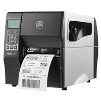 Zebra - Mid Range Printer        Zt230 Tt Zpl 203dpi                 Rs232/usb/z-net Cutter 128mb     In Zt23042-t2e200fz