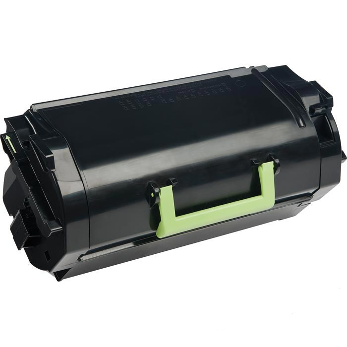 522 Return Program Toner Cartridge 52d2000 - WC01