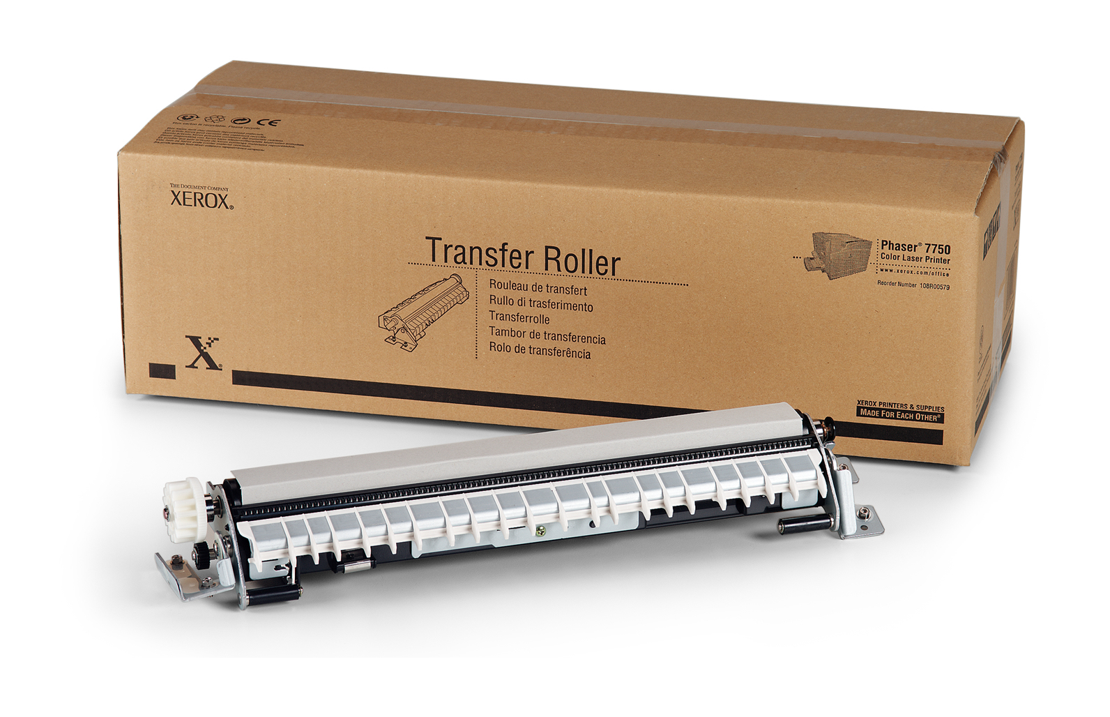 108R00579 Xerox Phaser 7750 Transfer Roller for Phaser 7750