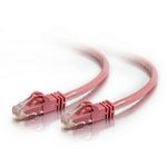1m Cat6 550 MHz Snagless Patch Cable - Pink 83588 - C2000
