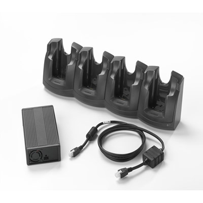 Zebra Symbol - 1mobile Computing Kit:mc55/65 4 Slot Charge           Only Cradle Kit                  In Crd5501-401ces